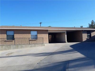 El Paso Multi Family Home For Sale: 293 Atlantic Road #A & B
