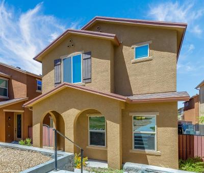 El Paso Single Family Home For Sale: 6728 Red Canyon Sage Lane