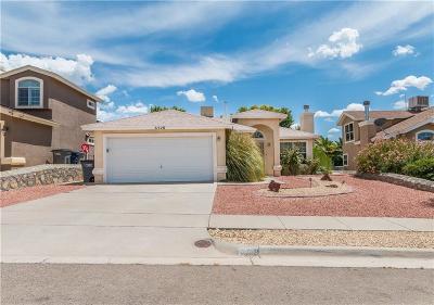 Single Family Home For Sale: 6328 Dakota Ridge Drive