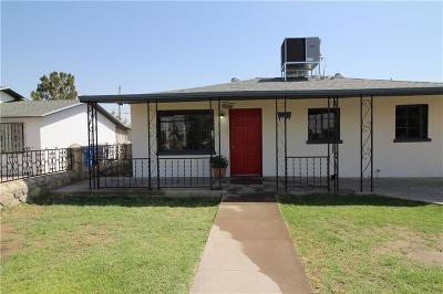 Single Family Home For Sale: 7547 Hacienda Avenue