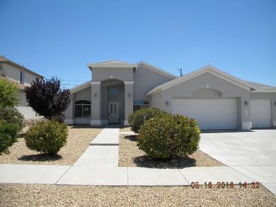 Single Family Home For Sale: 812 Phil Hansen Drive