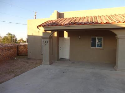 El Paso Multi Family Home For Sale: 282 Leslie Court #A & B