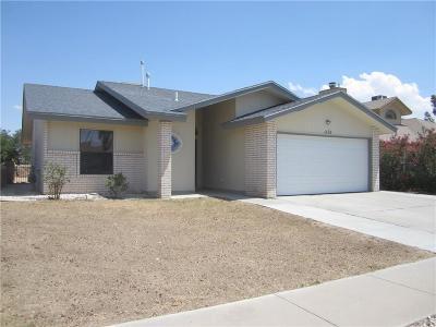 Single Family Home For Sale: 1478 Sierra De Oro Drive