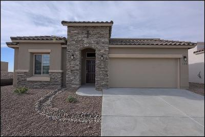 El Paso Single Family Home For Sale: 799 Wappenbury Road