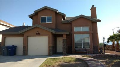 Single Family Home For Sale: 7232 Copper Nail Lane