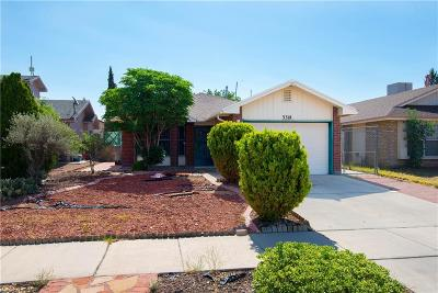 Single Family Home For Sale: 3318 Elias Place
