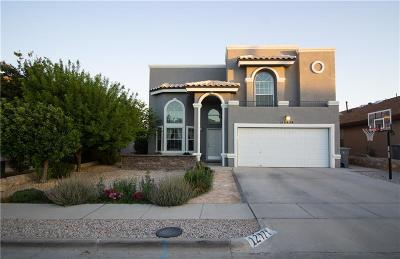 Single Family Home For Sale: 12474 Paseo Rojo Drive