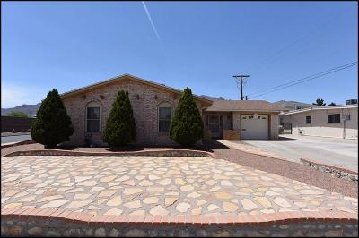 Single Family Home For Sale: 10001 Foothills Drive