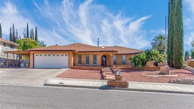 Single Family Home For Sale: 10904 Sombra Verde Drive