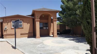 Single Family Home For Sale: 850 Agua Fria Place