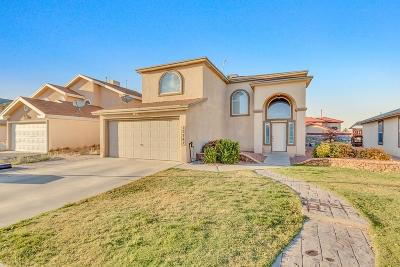 Single Family Home For Sale: 12741 Tierra Monje