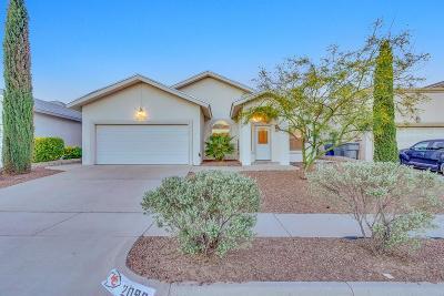 El Paso TX Single Family Home For Sale: $162,500