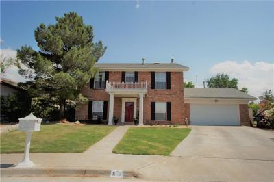 El Paso TX Single Family Home For Sale: $259,000