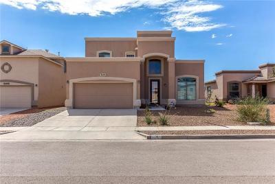 El Paso TX Single Family Home For Sale: $177,999