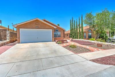 El Paso TX Single Family Home For Sale: $114,900