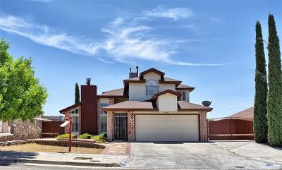 Single Family Home For Sale: 1412 Rebecca Ann Drive