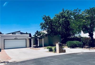 Single Family Home For Sale: 4974 Vista Grande Circle