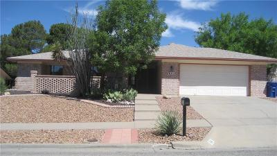 Single Family Home For Sale: 641 Agua Caliente Drive