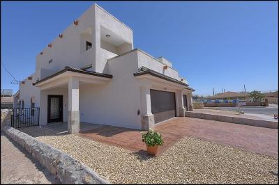 El Paso Single Family Home For Sale: 5614 Secondwood Place #A