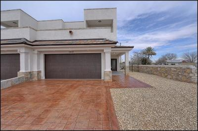 El Paso Single Family Home For Sale: 5614 Secondwood Place #B
