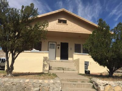 El Paso Multi Family Home For Sale: 2201 Yandell Drive #6