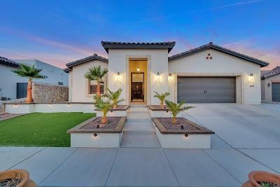 Horizon City Single Family Home For Sale: 816 Angram Place