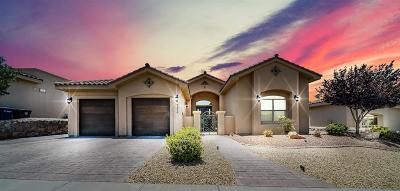 Single Family Home For Sale: 7370 Black Mesa Drive