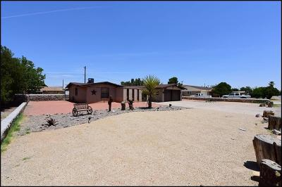 El Paso Single Family Home For Sale: 617 Londonderry Road