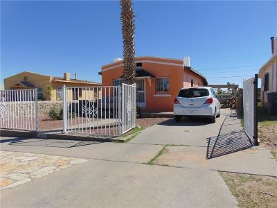 Single Family Home For Sale: 2804 Porter Avenue