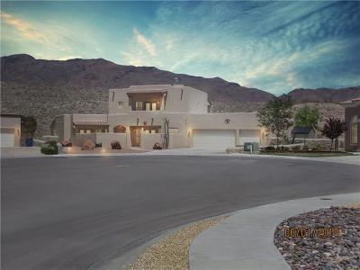 El Paso Single Family Home For Sale: 6531 Laramie Ridge Lane