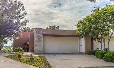 El Paso Condo/Townhouse For Sale: 5954 Mira Hermosa Drive