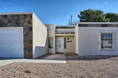 Single Family Home For Sale: 736 Agua Caliente Drive