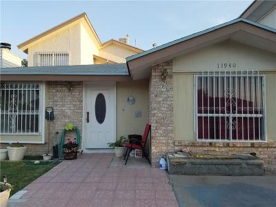 Single Family Home For Sale: 11940 Picasso Drive