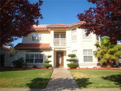 El Paso Single Family Home For Sale: 1112 Wind Ridge Drive