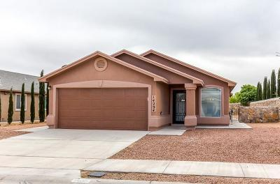 Single Family Home For Sale: 14294 Desert Point Drive