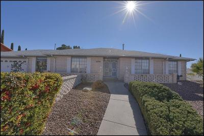 Single Family Home For Sale: 6228 Los Altos Drive