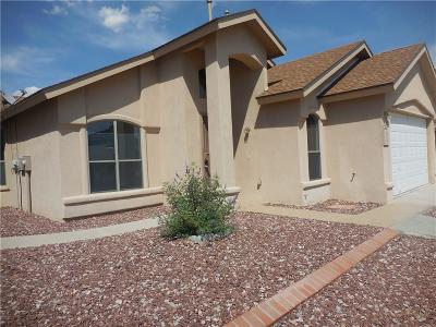 Single Family Home For Sale: 432 Desert Dandelion