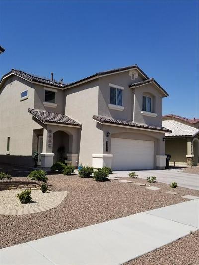 Horizon City Single Family Home For Sale: 13487 Halifax Street