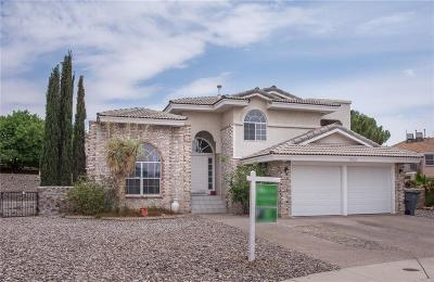 Single Family Home For Sale: 11812 Pueblo Lindo Court