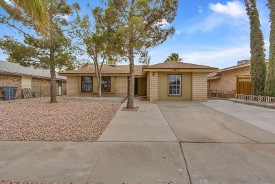 Single Family Home For Sale: 11837 Lewis Lee Court