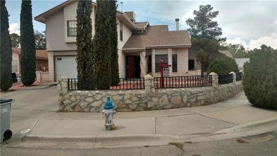 Single Family Home For Sale: 11837 Sierra Morena Drive