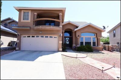 Single Family Home For Sale: 7303 Corona Del Sol
