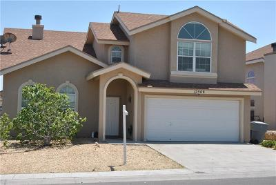 Single Family Home For Sale: 12508 Paseo Lindo Drive