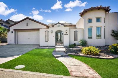 El Paso Single Family Home For Sale: 5568 River Run Street