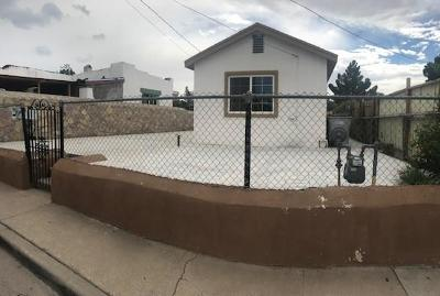 Single Family Home For Sale: 353 Francis Street