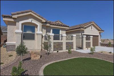 Single Family Home For Sale: 12443 Pleasant Crest Drive