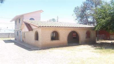 Socorro Single Family Home For Sale: 756 Lupe Anna Lane