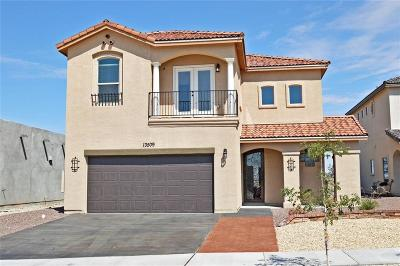 Horizon City Single Family Home For Sale: 736 Croxdale Street
