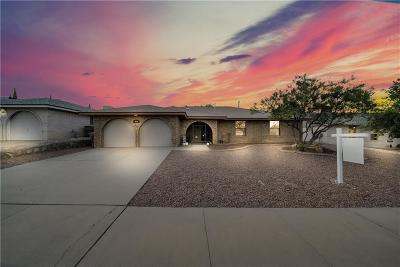 Single Family Home For Sale: 844 Agua Caliente Drive