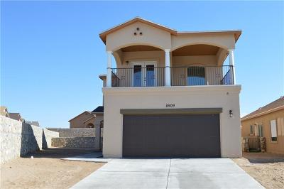 Horizon City Single Family Home For Sale: 789 Croxdale Street
